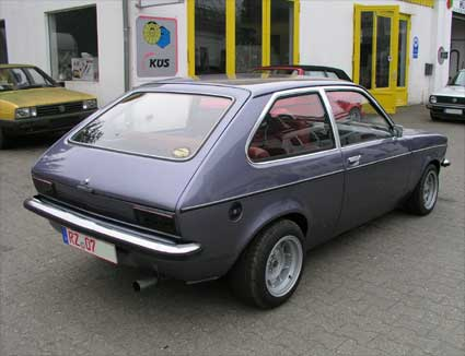 opel kadett c city old youngtimer club nord ost. Black Bedroom Furniture Sets. Home Design Ideas